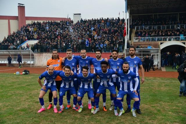 Erbaaspor 1-0 Yeni Amasyaspor