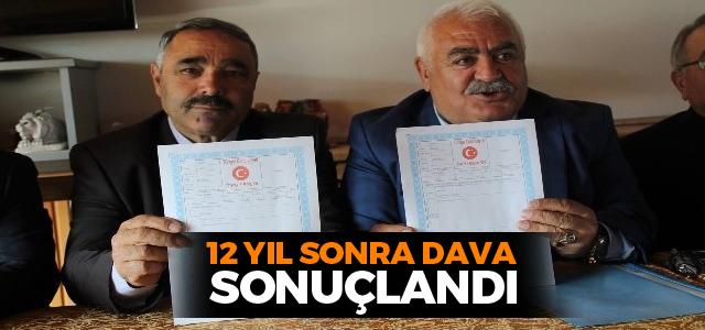12 yıl süren 'Hubyar Sultan Tekkesi' davası sonuçlandı