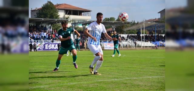 Erbaaspor - Manisa Büyükşehir Belediyespor: 0-1