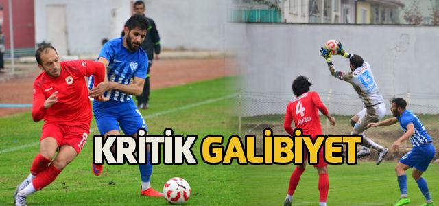 Erbaaspor- Çatalcaspor: 2-0