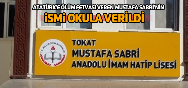 İmam hatip lisesinde 'Atatürk' skandalı