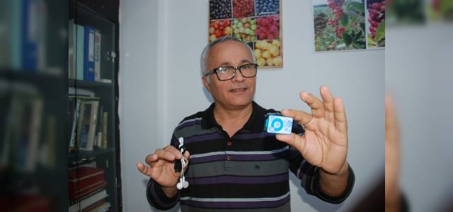 Yabancı dil tercümesi yapan cihaz sipariş verdi, MP3 çalar geldi