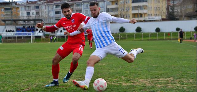 Erbaaspor- Çanakkale Dardanelspor: 0-0
