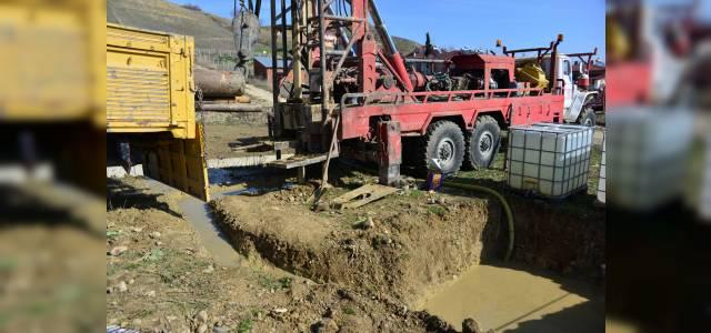 Erbaa'da içme suyu şehir şebekesi güçlendiriliyor
