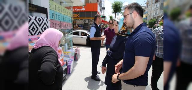 Tokat'ta dilenci operasyonu