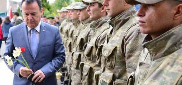Kaymakam Karacan'dan 30 Ağustos Mesaji
