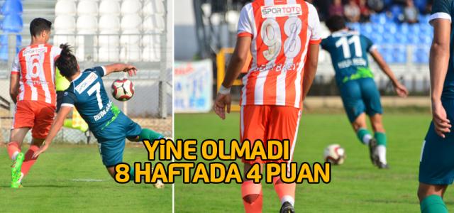 Erbaaspor - Erzin Belediyespor: 0-0