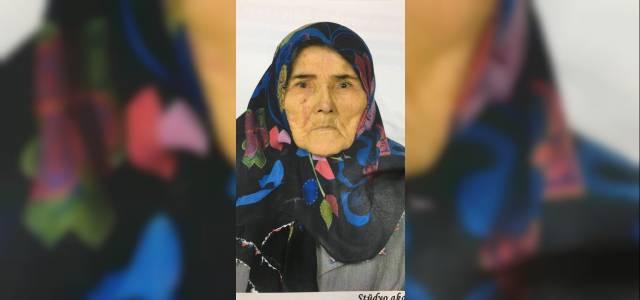 Kayıp yaşlı kadının parçalanmış cesedi bulundu