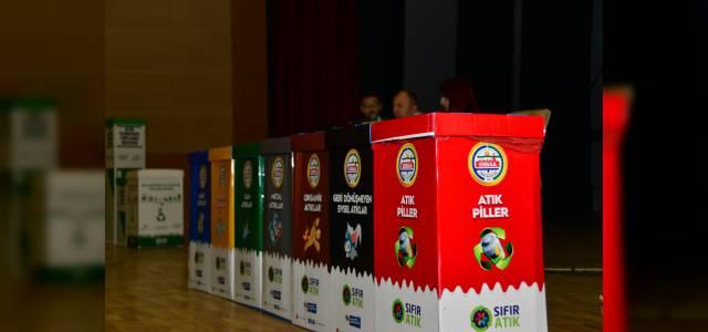 Erbaa'da Sıfır Atık Projesi