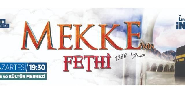 Erbaa AGD'den Mekke'nin Fethi programı