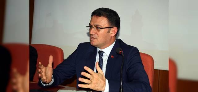 Tokat'ta İl Koordinasyon Kurulu Toplantısı yapıldı
