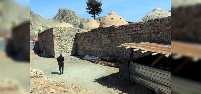 Tarihi hamam turizme kazandırılacak