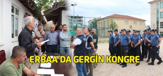 Erbaa Güreş İhtisasspor yeni başkanını seçti