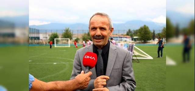 TGESF Başkanı Erbaa'da