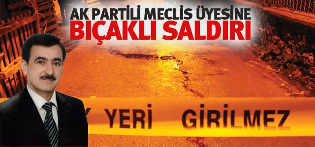 Ak Partili Pekuz Bıçaklı Saldırıda Hayatını Kaybetti