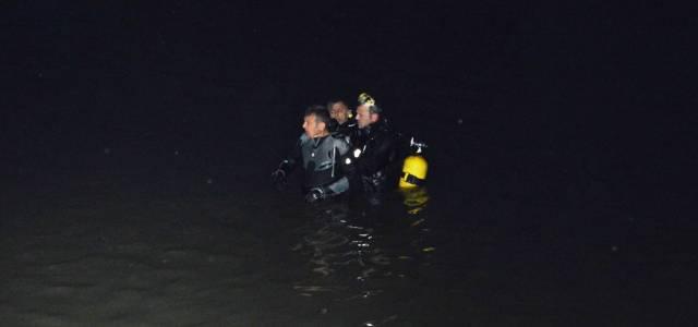 Balık tutarken boğuldu