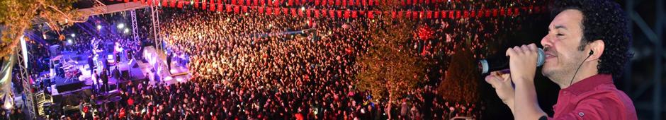 Erbaa'da Buray Konseri