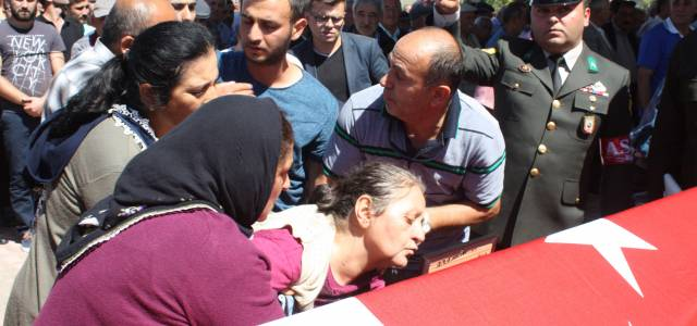 Bursa'daki Kazada Ölen 7 Kişi Toprağa Verildi