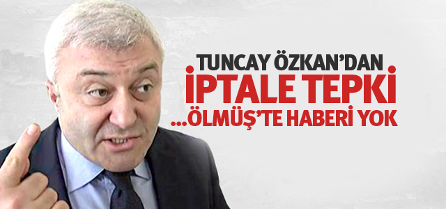 CHP'li Özkan: AKP Yıkıldı, Haberi Yok