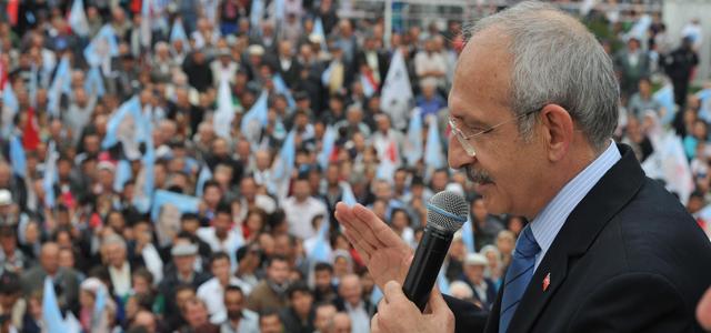 CHP'nin Tokat Mitingi Şehit Nedeniyle İptal Edildi