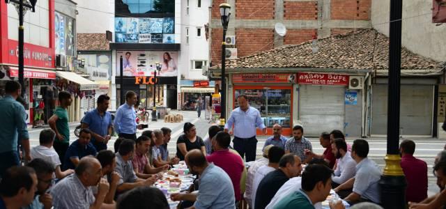 Erbaa Cumhuriyet Meydanı Çalışmaları