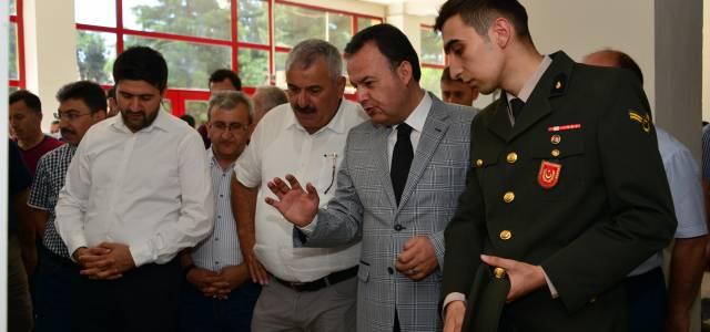 Erbaa'da 15 Temmuz fotoğraf sergisi