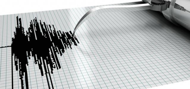 Erbaa'da 3,5 büyüklüğünde deprem oldu!