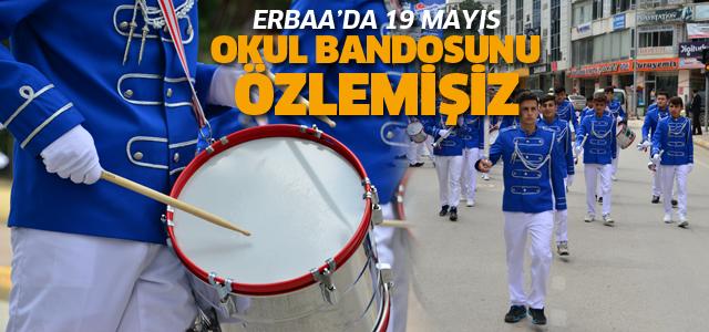 Erbaa'da Atatürk'ü Anma, Gençlik ve Spor Bayramı, Gençlik Haftası