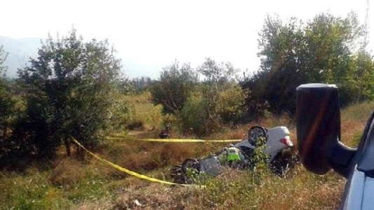 Erbaa'da Trafik Kazası: 1 Ölü, 3 Yaralı