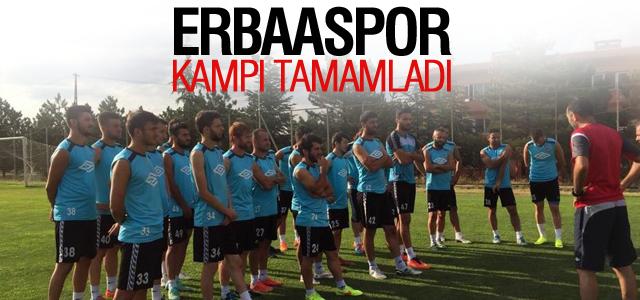Erbaaspor Nevşehirden Döndü