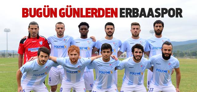 Erbaaspor Soğuksu Yenicespor Maçı