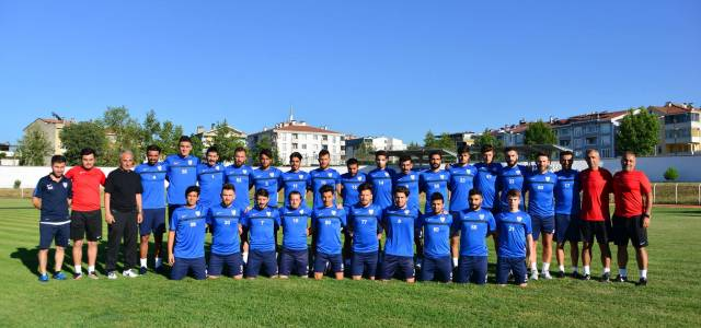 Erbaaspor yeni sezon hazırlıklarına başladı
