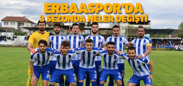 Erbaaspor'un rakibi yarın belli oluyor