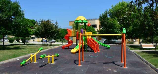Erbaa'ya 4 yeni park