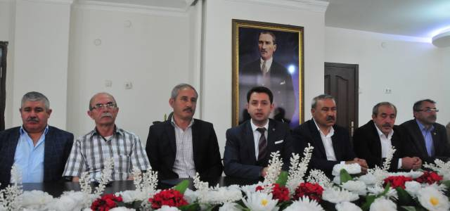 MHP'li Çalışkan'dan, kongre açıklaması