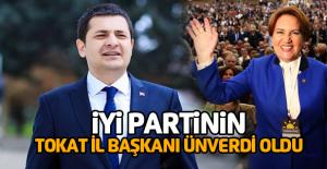 İYİ Parti Tokat İl Başkanı M....