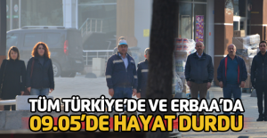 Mustafa Kemal Atatürk Erbaa#039;da...