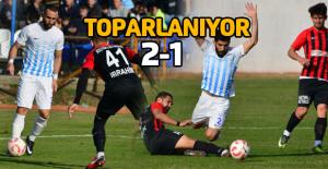 Erbaaspor-Orhangazi Belediyespor: 2-1
