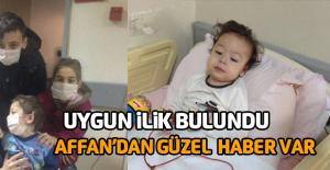 2 yaşındaki Affan#039;a, 14 yaşındaki...