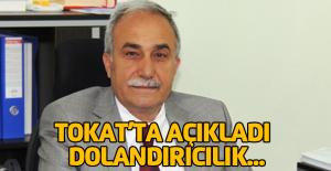 Tokat'ta Bakan Fakıbaba'dan 'Çiftlik Bank' Açıklaması