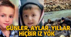 Tokat'ta Kaybolan 2 Çocuktan 2,5 Yıldır Haber Yok