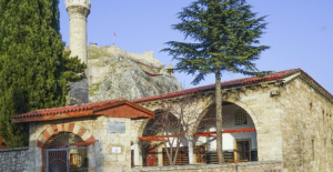 Bu Cami Özelliğiyle Anadolu#039;da...