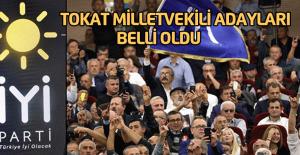 İYİ Parti#039;nin Tokat Milletvekili...