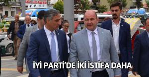 İYİ Parti Erbaa ve Niksar İlçe Başkanları istifa etti