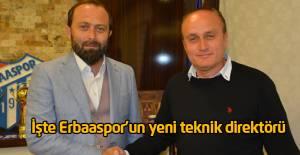 Erbaaspor Enver Şen ile anlaştı