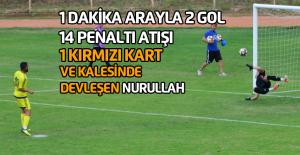 Erbaaspor - Fatsa Belediyespor: 4-3