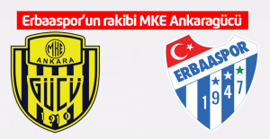 Erbaaspor MKE Ankaragücü ile eşleşti