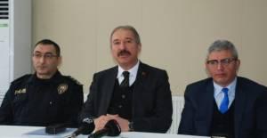 Emniyet Müdürü Topaloğlu#039;dan...