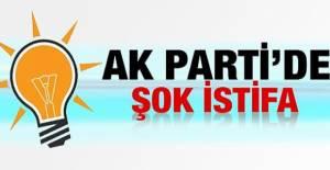 İlçe Belediye Başkanı AK Parti'den istifa etti