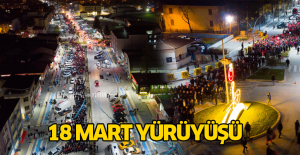 AK Parti#039;den 18 Mart Yürüyüşü